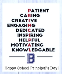 Happy School Principal's Day